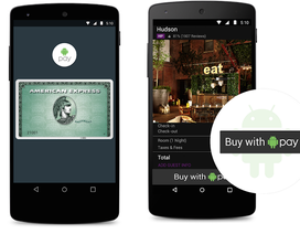 Google ra mắt Android Pay, cạnh tranh với Apple Pay