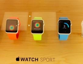 Chi phí sản xuất đồng hồ Apple Watch chưa đến 84 USD
