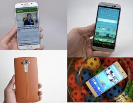 Bình chọn smartphone tốt nhất nửa đầu năm 2015