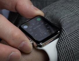 Doanh số Apple Watch không khả quan như dự đoán