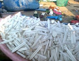 Hà Nội tăng cường quản lý rác thải y tế