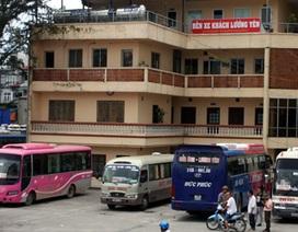 Sở GTVT Hà Nội đề nghị duy trì bến xe Lương Yên