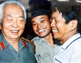 102 tuổi, sức khỏe Đại tướng Võ Nguyên Giáp vẫn ổn định