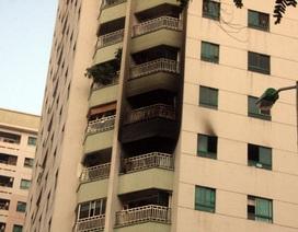 Cháy ở chung cư 17 tầng, hàng trăm người hoảng loạn