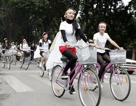 Xe đạp thay ô tô, xe máy: Chỉ là cách nhìn thiển cận!