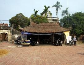 Làng cổ Đường Lâm được cải tạo, xây nhà mới