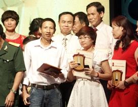 Giải báo chí quốc gia lần thứ VII: Dân trí đoạt 2 giải thưởng