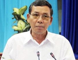 Thủ tướng miễn nhiệm Chủ tịch tỉnh Trà Vinh - Trần Khiêu