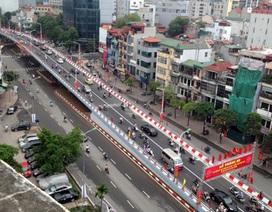 Hà Nội tiếp tục xây dựng cầu vượt Chùa Bộc - Phạm Ngọc Thạch