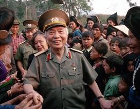 Hà Nội dành một phút mặc niệm Đại tướng