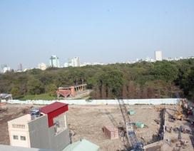 Chính thức hủy dự án khách sạn trong công viên Thống Nhất