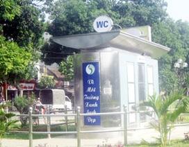 Hà Nội đầu tư 15 tỷ đồng xây 14 nhà vệ sinh