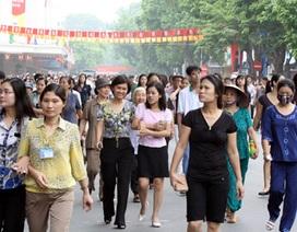 Hà Nội chính thức có thêm 6 tuyến phố đi bộ