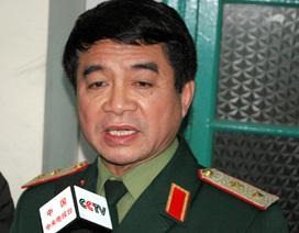 Tàu Trung Quốc tìm kiếm máy bay theo sự hướng dẫn của Việt Nam