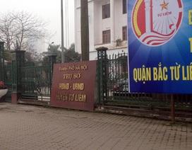 Hà Nội công bố danh sách lãnh đạo lâm thời hai quận mới