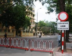 Bộ Ngoại giao đề nghị chưa tổ chức phố đi bộ quanh Lăng Bác