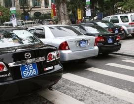 Hà Nội: Thuê xe công cho lãnh đạo 2 quận mới trong khi chờ mua xe