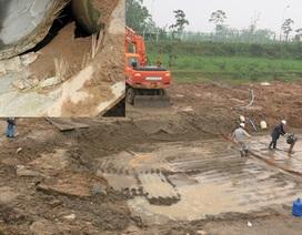 5 lần vỡ đường ống nước sạch vẫn chưa tìm được nguyên nhân?