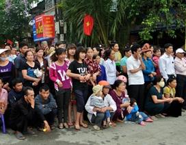 Hàng vạn người háo hức xem tổng duyệt diễu binh tại Điện Biên