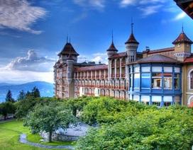 Kỳ 2: SHMS- Trường quản trị khách sạn dạy bằng tiếng Anh lớn nhất Thụy Sĩ