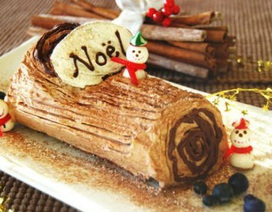 Hấp dẫn những món ăn truyền thống mùa giáng sinh