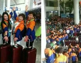 """Đại gia """"bạo tay"""" chi tiền đưa 12.700 nhân viên du lịch Thái Lan"""