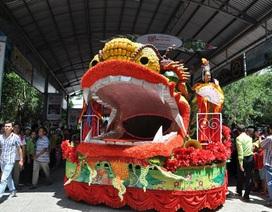 Ngày 1/6, khai mạc lễ hội trái cây Nam Bộ 2015