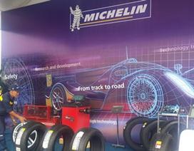 Michelin - Người chăm sóc trên những cung đường