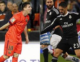 Messi được xóa thẻ, Isco vẫn bị treo giò
