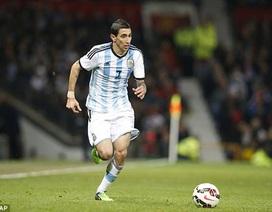 Đánh bại Messi, Di Maria đoạt danh hiệu Cầu thủ xuất sắc nhất Argentina