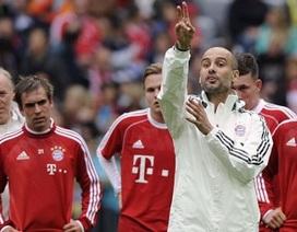 """Cầu thủ Bayern """"đá ma"""" ngoạn mục như Barca 2011"""