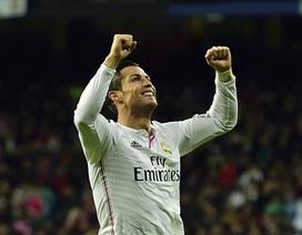 Lập hattrick, C.Ronaldo chạm mốc 200 bàn tại La Liga