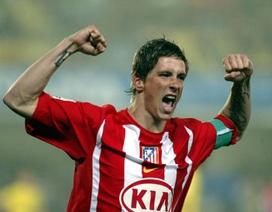 """Fernando Torres trở về """"mái nhà xưa"""" Atletico Madrid"""