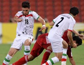 Bảng C: Iran giành ngôi đầu bảng