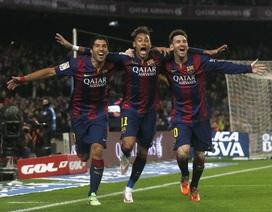 Những khoảnh khắc ấn tượng từ màn kịch chiến Barca-Atletico