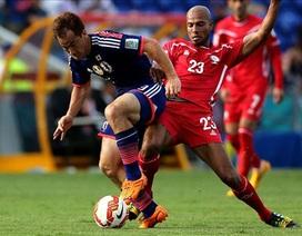 Bảng D Asian Cup 2015: Nhật Bản chiến thắng tưng bừng ngày ra quân