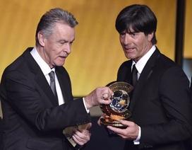HLV xuất sắc nhất năm 2014: Joachim Low đánh bại Ancelotti và Simeone