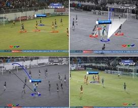 'Tam tấu' Công Phượng-Xuân Trường-Tuấn Anh rực sáng ngày ra mắt V-League