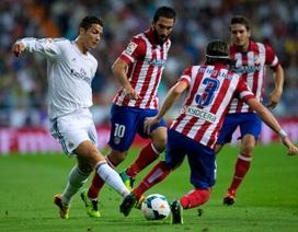 Derby thành Madrid qua những con số