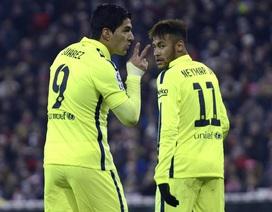 """Luis Suarez """"thông nòng"""" sau 29 ngày"""