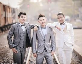 Đám cưới đồng tính tay ba đầu tiên trên thế giới