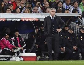 CĐV Real Madrid nổi giận vì quyết định thay người của Ancelotti