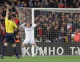 Không công nhận bàn thắng của Bale, trọng tài đúng hay sai?