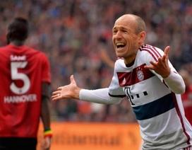 """Hannover 1-3 Bayern Munich: """"Hùm xám"""" hút chết"""