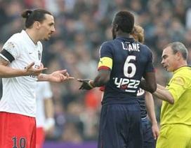 PSG thất trận, Ibrahimovic…xúc phạm cả nước Pháp