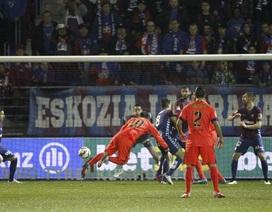 Messi vượt mặt C.Ronaldo trong cuộc đua Vua phá lưới La Liga