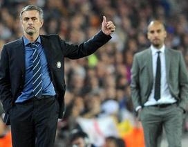 """Mourinho kém xa Guardiola về khoản """"săn danh hiệu"""""""