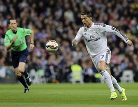 """C.Ronaldo chấm dứt chuỗi 3 tháng """"tịt ngòi"""" ở Bernabeu"""