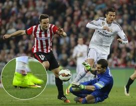 C.Ronaldo và Real Madrid mất oan quả phạt đền?