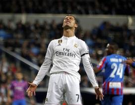 Không chỉ Ibrahimovic, C.Ronaldo cũng văng tục
